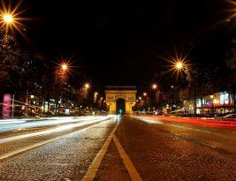 L'Arc de Triomphe moderne.