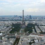 Le gratte-ciel du 15e arrondissement.
