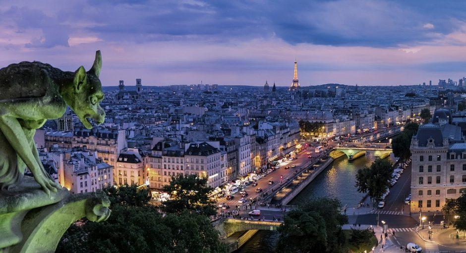 Un homme qui a change Paris.