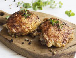Le meilleur poulet, c'est pour vous